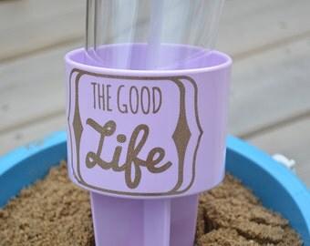 The Good Life Spiker Beach Cup holder- spiker