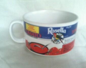 Soup Cup Rosella Tomato