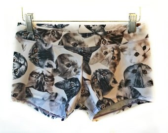OUT is in USA Pussy Yoga Shorts,pussy hot yoga shorts,lesbian shorts,Uni-sex cat yoga shorts,workout shorts,LGBT shorts,pride,mens underwear