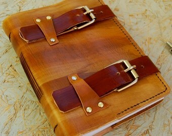 Small Leather Journal, Handmade Journal, Personalized Journal, Vintage journal, Brown leather Journal, Notebook, Diary