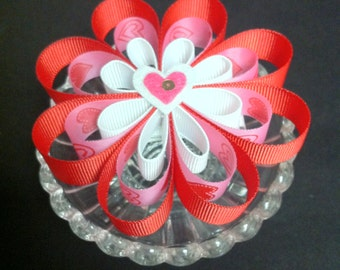 Loopy Flower Bow