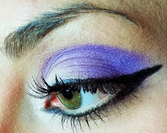 Violet Mineral Eyeshadows
