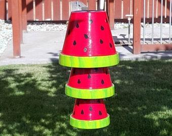 Watermelon Wind Chimes