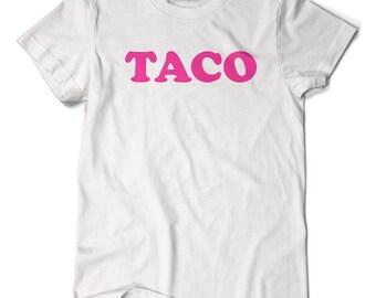 Pink Taco T-shirt