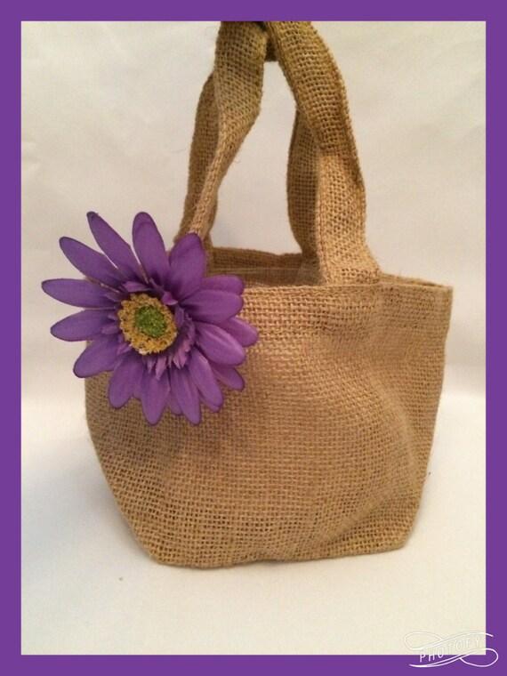 Wedding Favor Jute Bags : Jute tote, Jute bag, Mini jute tote, Wedding favors, Bridal Shower ...
