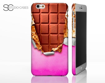 Chocolate Bar iPhone Case. Sweet Shop Collection Cases Available for all iPhone Models. Candy Prints