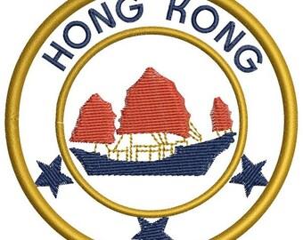 Embroidery design Hong Kong