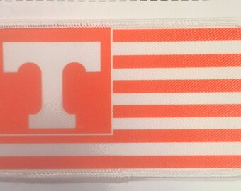 Tennesee Vols Flag patch
