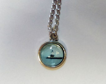 Maine Lighthouse Necklace