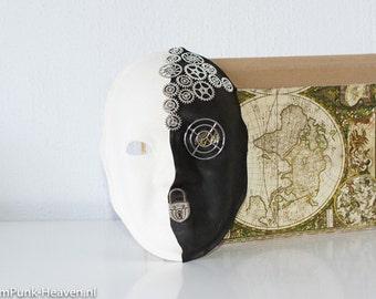 "steampunk mask ""secret keeper"""