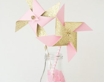Pinwheels- set of 3