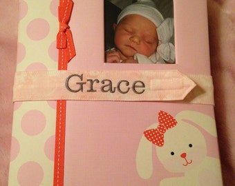 Personalized Baby Book Bands
