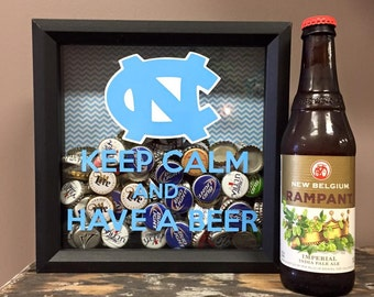 Keep Calm and Have A Beer Shadow Box