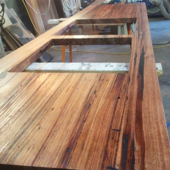 Melbourne Recycled Timber Benchtops Custom By