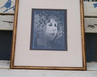 SALE-Harriet Tannin- Self portrait An original Fine art photography by Harriet Tannin- Self portrait ( 1929-2009)