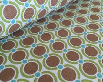 Acorn Chain Timber Joel Dewberry Modern Meadow Fabric