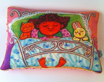 SALE! The lulling pillow beautiful fairytale cuddle huggable necessary soothing stuff for kids