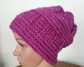Women's Hat Crochet Women's Hat, Winter Hat, Beanie, Crochet Women's Beanie, Women's Accessories Hat