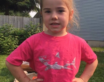 Kids Shark Shirt