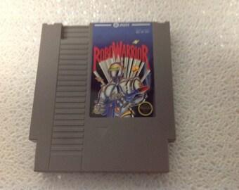 NES Robo Warrior Game Cartridge-Used