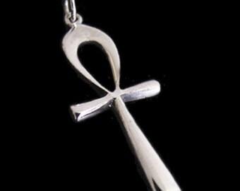 925 Sterling Silber Anhk pendant