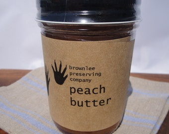 peach butter LAST ONE! 50% off!!