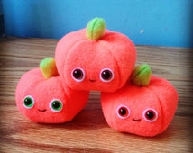 Baby Pumpkin Plush