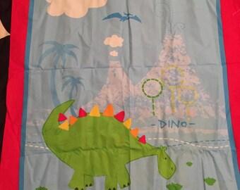 Dino Kids Fabric Panel