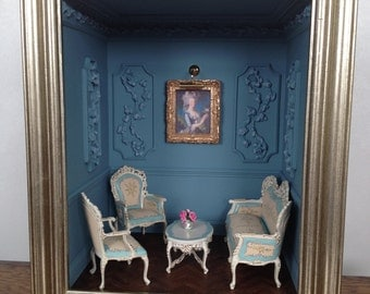 French Inspired Roombox