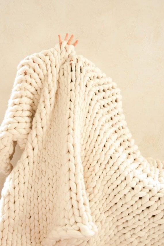 diy kit couverture la grande 81 couleurs inclu laine xxl. Black Bedroom Furniture Sets. Home Design Ideas