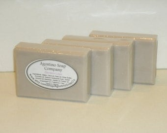 Garden Lilac with Brazilian Clay, Cold Process Luxury Soap