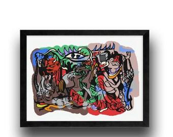 guernica poster, pablo picasso art,picasso posters, cool posters,poster prints, art posters, limited edition prints, classic art prints,