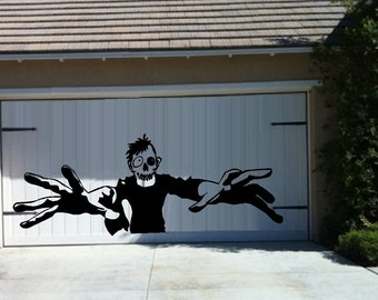 Scary Monster ~ Wall or Window Decal
