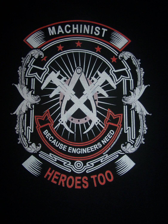 Machinist T Shirt