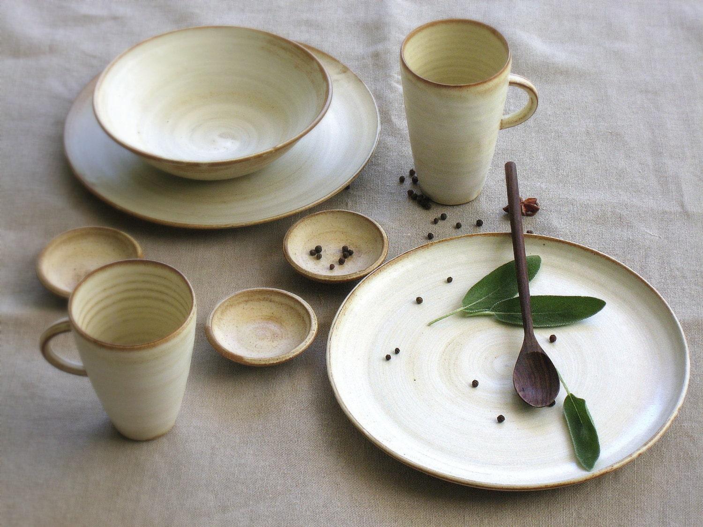 White Dinnerware Ceramic Wedding Gifts For