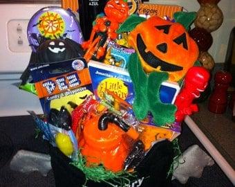 Kids Halloween Gift of Goodies