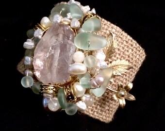 Sea Rose Bracelet