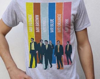Reservoir Dogs T shirt Design
