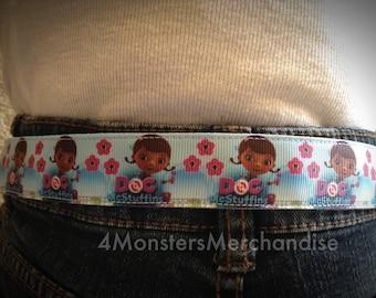 Doc Mcstuffins Velcro Belts
