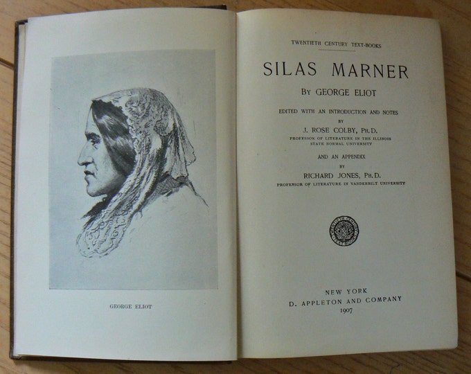 a literary analysis of silas marner by george eliot Detailed analysis of in george eliot's silas marner learn all about how the in silas marner such as silas marner and godfrey cass contribute to.