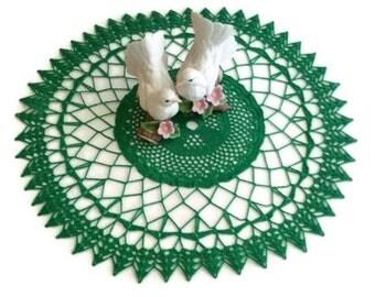 crochet doily, handmade doily, handmade, crochet doilies, crochet table topper, handmade table topper, round doily, weddings, wedding, gift