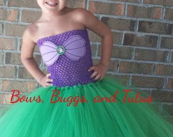 Ariel tutu dress, little mermaid dress, mermaid dress, mermaid tutu, Ariel tutu, Ariel tutu dress, mermaid tutu dress, birthday tutu