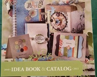 2010/2011 Stampin' Up Idea Book