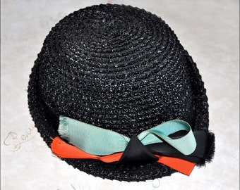 Black Straw Hat, Teal And Orange Hat, Mr. John Jr Hat, Black Straw Hat, Ladies Straw Hat, Black Cello Hat, Black Hats