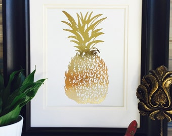 pineapple decor | etsy