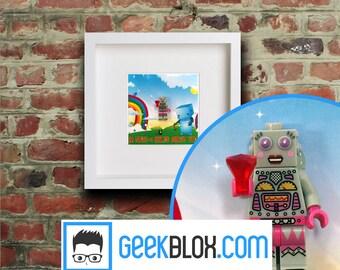 Love You <3 Lego Robot