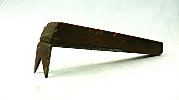 Antique Nail Tack Remover Vintage Wooden By Vintagelittlegems