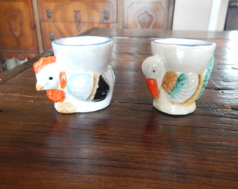 Chicken and Turkey Eggcups