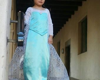 Frozen Elsa Dress for girls