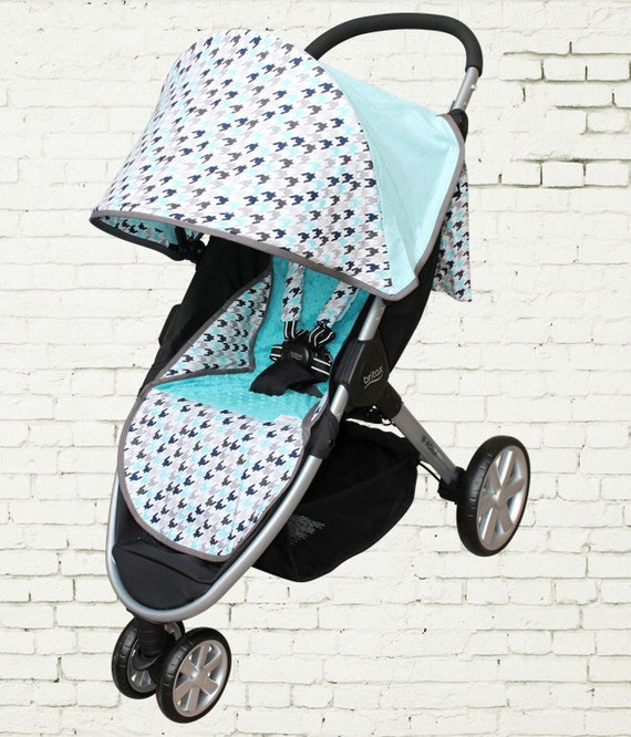 how to make a stroller seat liner